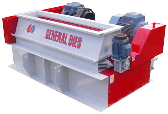 General Dies - Animal feed pellet crumbler