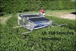 Williames - Model UL 1000 and UL750 - Selective Tea Harvesters