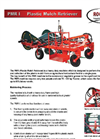 Model PMR I - Retrieve Plastic Mulch Brochure