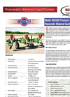 Model GVB520 - Pneumatic Metered Seed Planter Brochure