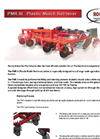 Model PMR III - Retrieve Plastic Mulch Brochure