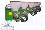 Model GVB520 - Pneumatic Metered Seed Planter