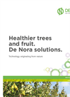 Healthier Trees and Fruit De Nora Solutions - Brochure