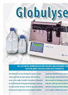 Lactotronic - Globulyser - Milk Homogenization Degree Tester - Brochure