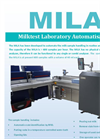 Lactotronic - Model MILA - Milk Test Laboratory Automation - Brochure
