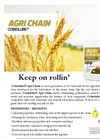 Cobiolube - Chain Lubricant for Agriculture  Brochure