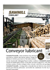 Cobiolube - Sawmill Conveyor Lubricant Brochure