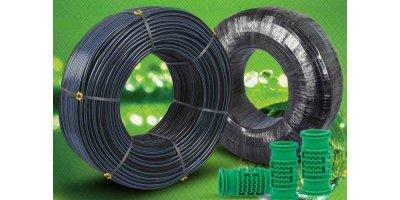 Damla Plast - Round Drip Irrigation Pipe