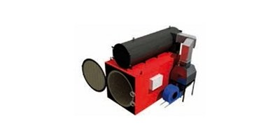 Model POS-1000 - Straw Fired Kiln