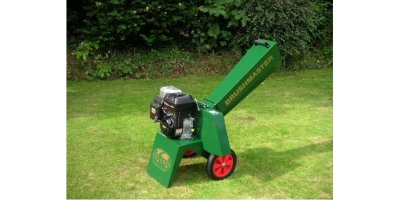 Brushmaster - Shredder Chipper for tree prunings, leaves, dead plants, and branches