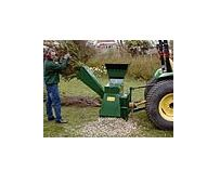 GreenShredder - Model PTO - Forester Shredder Chipper