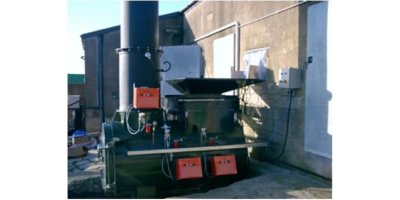 TodaySure Surefire - Model SA100 - Animal Waste Incinerators