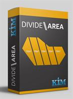 Kim - Version 7/8/8.1/10 - Divide Area Autocad Software
