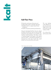 Flow Press Brochure