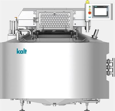 Fully Automated Curd Treatment Cheese Vats