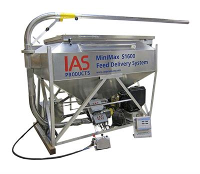 MiniMax - Automated Feed Delivery System