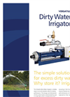 DPS Dirty Water Irrigator Brochure