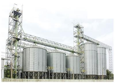 Conical Based Silos for Commercial Use