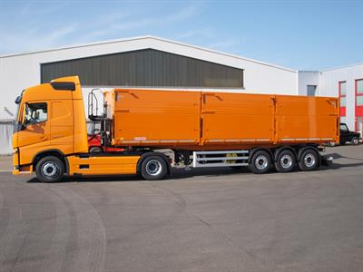 KEMPF - Two Way or Three Way Dump Semitrailer