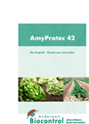 AmyProtec - Model 42 - Biological Soil Fungicide - Brochure