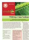 LITHOvit FORTE - Foliar Fertilizer - Brochure