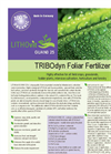 LITHOvit GUANO - Model 25 - Foliar Fertilizer - Brochure