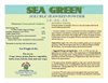 Sea Green - Bio Stimulant with Macro & Micro Nutrients- Brochure