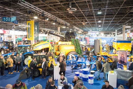 The 38th AGROmashEXPO and 10th Agricultural Machine Show were successful