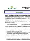 ByoSoil ByoGrow Technical Data Sheet