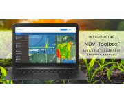 Sentera Offers First NDVI Crop Health Maps Showing Field Contrast and Progression