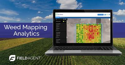 Making Better Herbicide Decisions with Weed Density Mapping