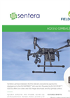PSentera - Model AGX710 - Sensor for DJI Matrice 200 Series Drones Brochure