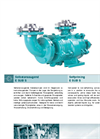 EDUR - E SUB S - Selfpriming Pumps