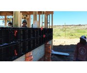 Geopanel for the efficient building of any wall: Baardskeerdersbos - Case Study