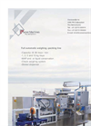 Full Automatic Weighing Packing Machine Brochure