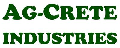 AG-CRETE INDUSTRIES