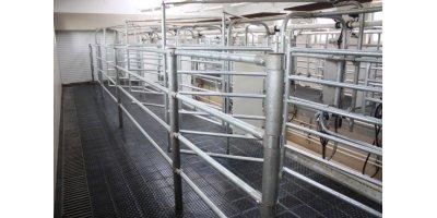 Tandem Milking Parlor