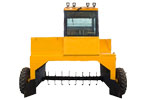 Best Selling - Semi Hydraulic Wheel Compost Turner