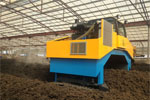 Full Hydraulic Crawler Type - Compost Turner, Windrow Turner