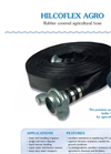 HILCOFLEX AGRO - Rubber Covered Agricultural Hose Brochure