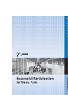 AUMA - Successful Participation in Trade Fairs- Brochure