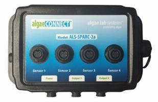 AlgaeConnect - Monitoring, Control, and Data Logging System
