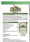 BIOLIVO - Organic Fertilizer for Olive Brochure