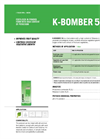 K-BOMBER - Model 56 - Fertiliser Brochure