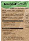 AMINOHUMIC - Leonardite Humic Acids Brochure