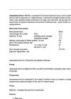 Ammonium Nitrate Brochure