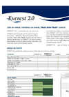 Everest - Model 2.0 - Herbicide Brochure