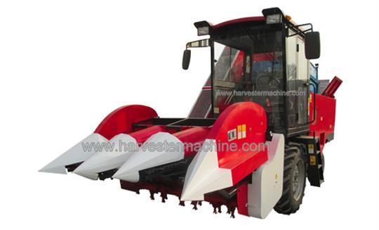 4YZ-3B Corn Combine Harvester