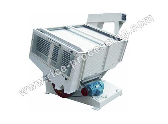 MGCZ Series Single-body Gravity Paddy Separator