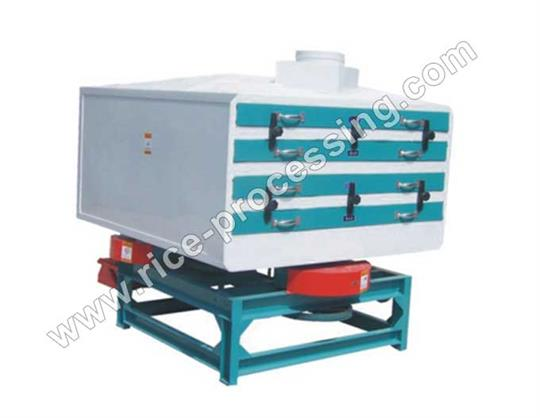MJP Series Rice Grading Machine